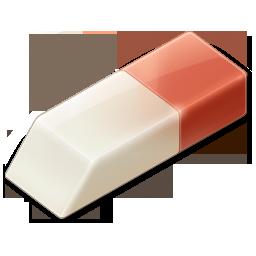 Image Gallery transparent eraser